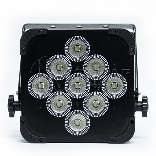 Cambiacolori LED Batteria per eventi