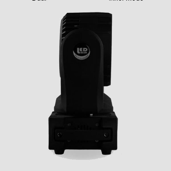Testa mobile 12x10W RGBW