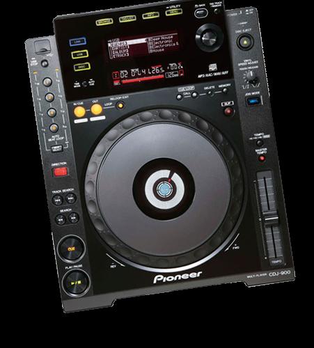 Lettore CDj 900 Pioneer