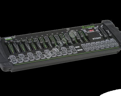 Mixer luci DMX 96 canali