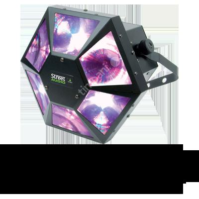 Effetto luci multiraggio colorato LED