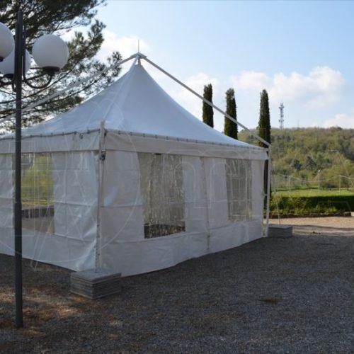 Pagoda 6X4 per matrimoni ricevimenti e feste private