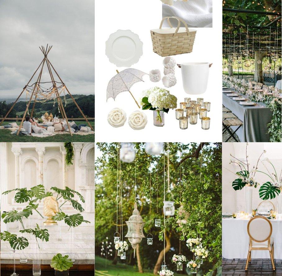 Progettazione allestimenti e illuminazione per eventi e Matrimoni