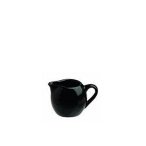 cremiera cc 50 in porcellana nera