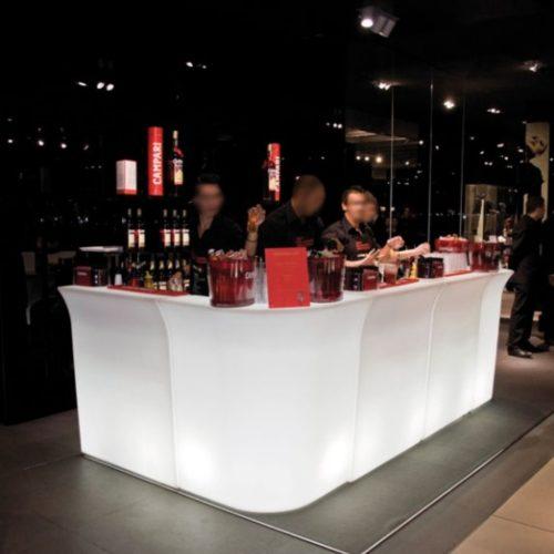 Banco luminoso Jumbo Bar